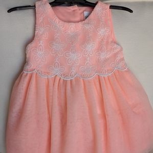 Rare Editions Toddler Dress NWT